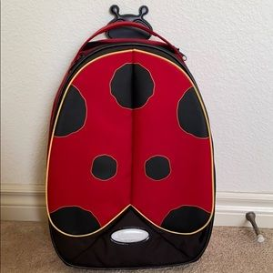 Ladybug suitcase sammies by samsonite